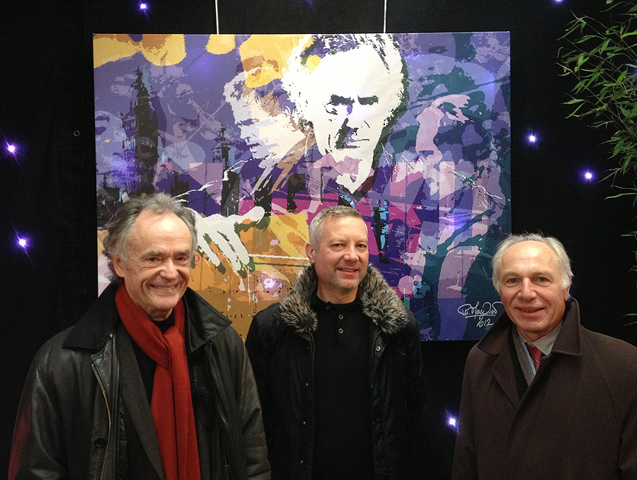 J.C Casadesus - Phil.Macquet - J.F Dutilleul